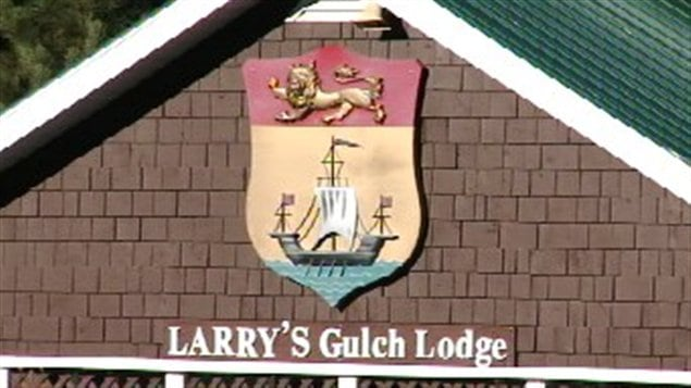 Larry`s Gulch