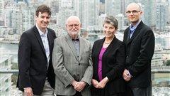 Équipe de chercheurs en isotopes médical gagnant du prix Brockhouse