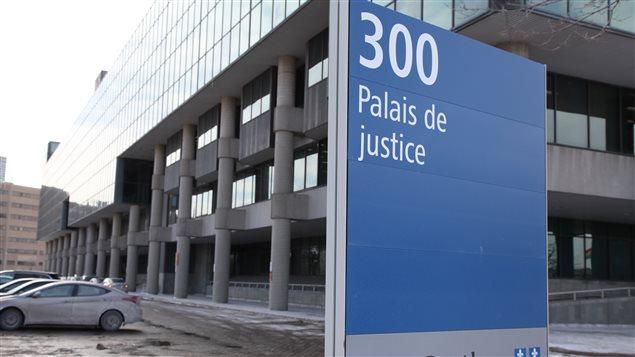 Palais de justice de Québec