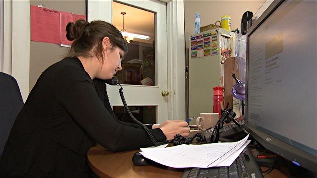 Le Centre d'aide 24-7 intervient auprès des personnes en détresse psychologique (archives).