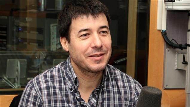 L'auteur Renan Larue, spécialiste du végétarisme