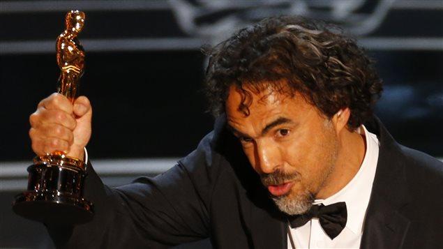 Le réalisateur de Birdman, Alejandro G. Iñárritu.