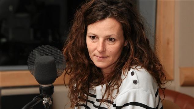 L'auteure et blogueuse Marie Larocque