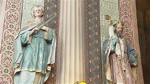 Un guide touristique dresse la liste des éléments du patrimoine religieux de Lévis.