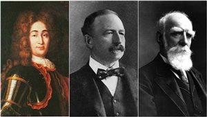 Les barons du Québec, de gauche à droite : Longueuil, Shaughnessy et Strathcona Mount-Royal