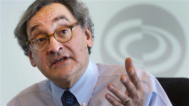 Michael Sabia, président et chef de la direction de la Caisse de dépôt et placement du Québec