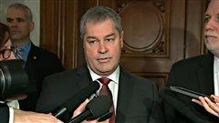 Nombreuses réactions à Québec au départ d'Yves Bolduc
