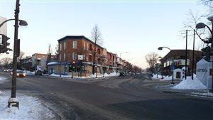 La place publique sera aménagée à l'intersection de la 3e Avenue et du boulevard de la Canardière.
