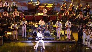 Le spectacle Elvis Expérience sera présenté à Las Vegas.