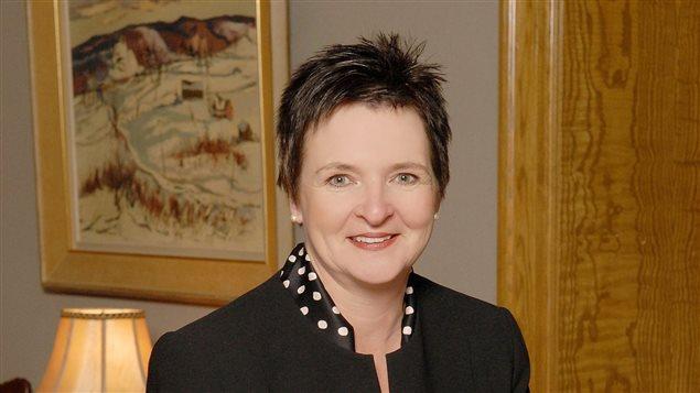 Guylaine Leclerc a été nommée vérificatrice générale du Québec en mars dernier.