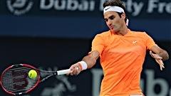 Djokovic rejoint Federer en finale à Dubaï
