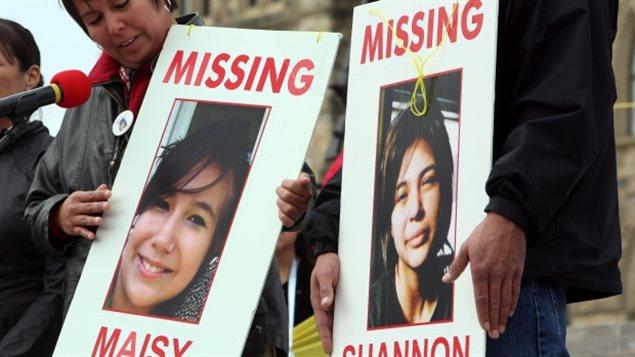 La violencia contra las mujeres indígenas es constante en Canadá.