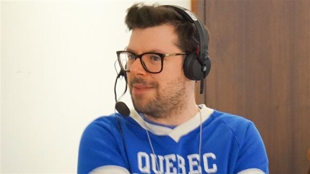 L'auteur Simon Boulerice