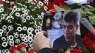 «Meurtre politique» pour l'opposition, «provocation» pour le Kremlin (2015-02-28)