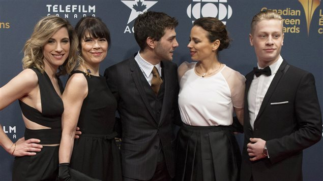 L'équipe de Mommy aux Écrans canadiens