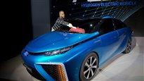 Des constructeurs automobiles prennent le virage de l'hydrogène
