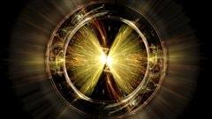 Une représentation d'un boson de Higgs