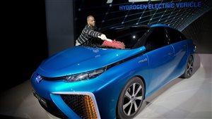 Des constructeurs automobiles se lancent dans les véhicules à hydrogène