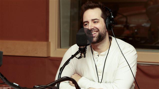 Le baryton québécois Étienne Dupuis