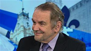Michel Nadeau, directeur général de l'Institut sur la gouvernance d'organisations privées et publiques