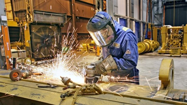 Lower skilled technical occupations in health, natural and applied sciences, as well as manufacturing and construction labourers and assemblers are most at risk of being affected by automation, says a new report.