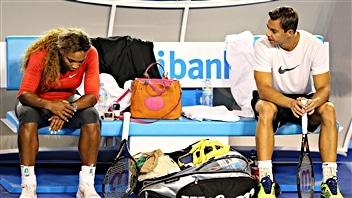 Serena Williams se sépare de son partenaire d'entraînement