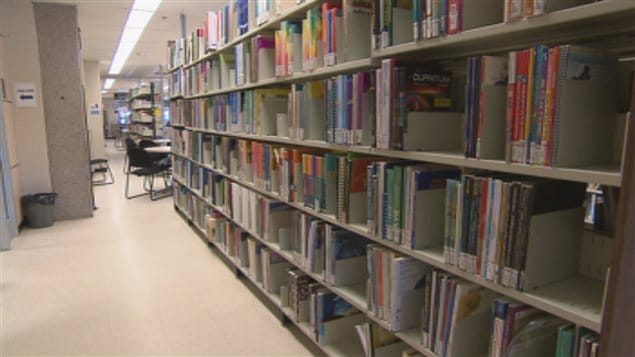 Bibliothèque de l'Université du Québec à Trois-Rivières