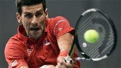 Djokovic lance les Serbes en avant