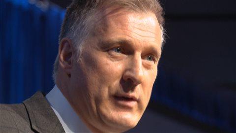 Maxime Bernier, ministre d'État à la Petite entreprise, au Tourisme et à l'Agriculture