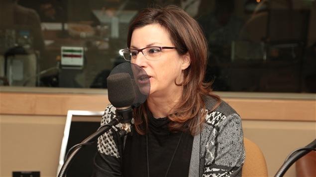 Marie-Claude Frigon, associée chez Richter, groupe de services conseils en commerce de détail