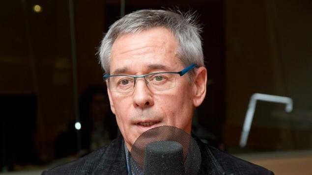 Le médecin Gaétan Brouillard