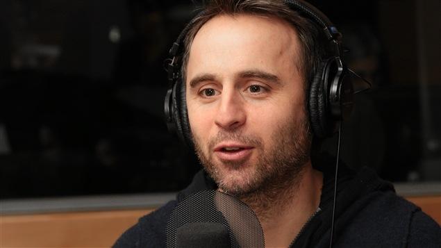 L'humoriste Louis-José Houde