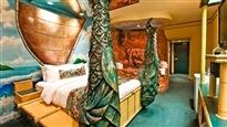 Les hôtels les plus étranges de la planète