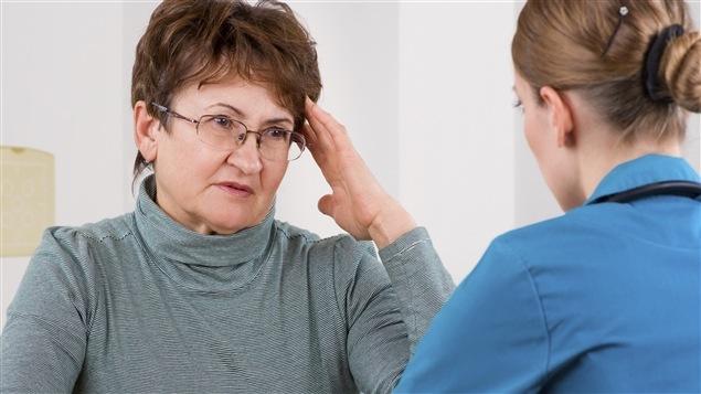 « Docteure, j'ai mal à la tête »