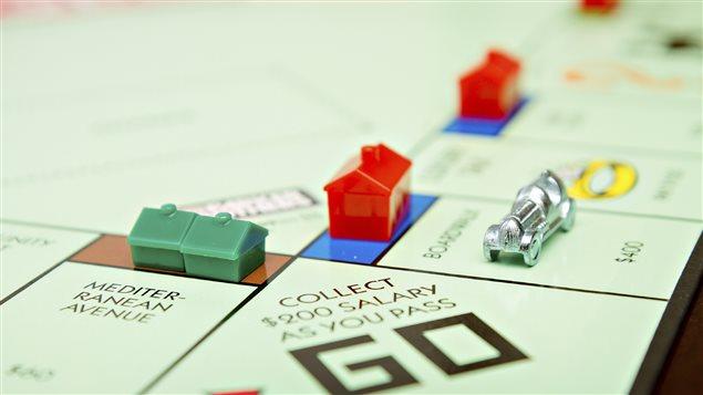 Le jeu Monopoly