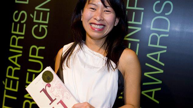 2010年,金翠的小说《漂》获得加拿大总督文学奖法语小说奖。