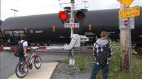 Le CN réduit la vitesse de ses trains de pétrole