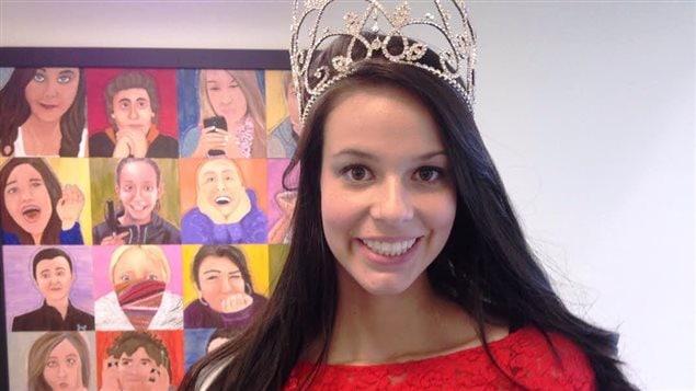 Dominique Doucette, Miss Canada 2015