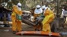 Premier cas d'Ebola au Liberia depuis des semaines