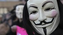 Anonymous divulgue un document secret sur le SCRS