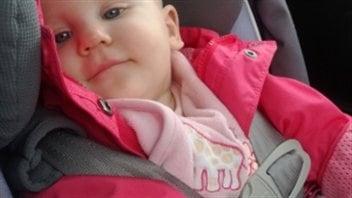 La petite Isabella n'avait que 21 mois quand elle a été trouvée morte.