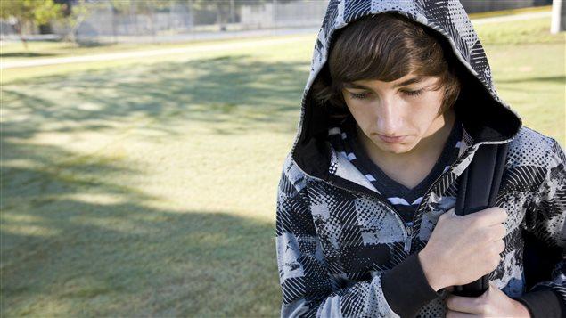 Un adolescent