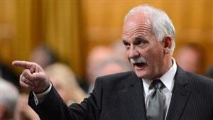 Vic Toews à la Chambre des communes