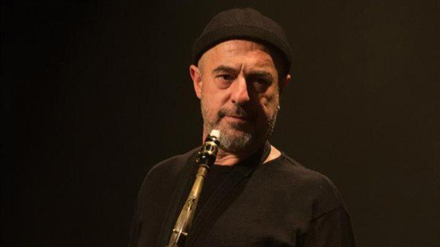 Damian Nisenson, saxofonista, director artístico de Malasartes Productions y organizador del Festival Malasartes.
