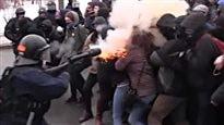 Manifestante blessée à Québec : la ministre Thériault «troublée»