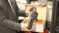 Matraque, perceuse électrique et autres objets confisqués à l'aéroport