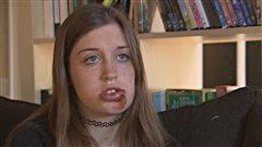 Manifestation à Québec: l'étudiante blessée envisage une poursuite