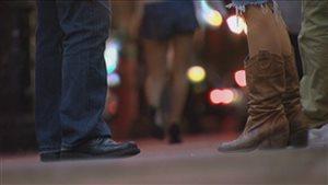 À Winnipeg, la police a mené une opération pour venir en aide aux jeunes impliqués dans l'industrie du sexe.