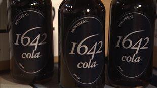 1642, le cola de Montréal au sirop d'érable