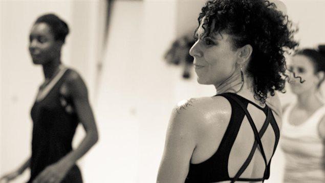 Raquel Bastazin, la professeure de samba rencontrée par Jean-Patrick Balleux